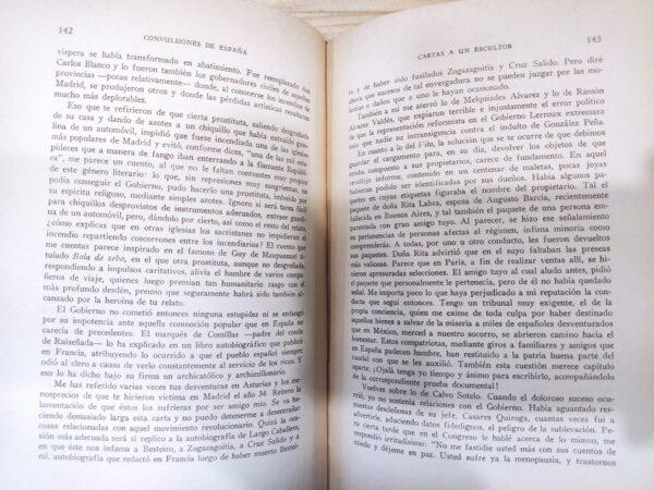 Convulsiones de España - Vol. III