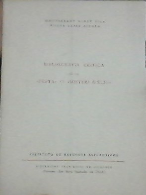 """Bibliografía Crítica De La """"Festa"""" O """"Misteri D'elig"""""""