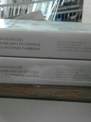 Sintaxis y analisis del discurso hablado en español
