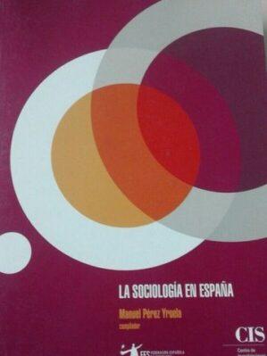 La Sociologia En Espana
