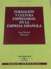 Formacion Y Cultura Empresarial En La Empresa Espanola