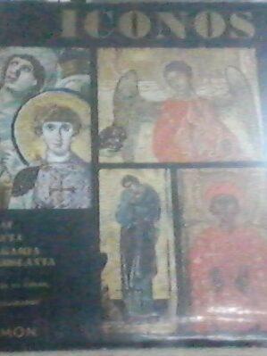 Iconos. Sinaí, Grecia, Bulgaria, Yugoslavia. 58 láminas en color. 116 huecograbados