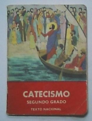 Catecismo segundo grado (texto nacional)