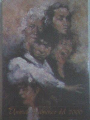 """Revista flamenca """"El olivo"""", nº69/70: Umbral flamenco del 2000"""