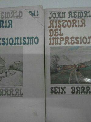Historia del impresionismo (2 volúmenes)