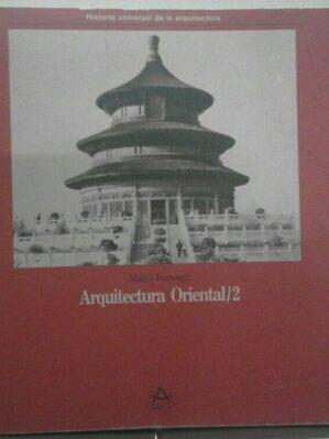 Arquitectura oriental.