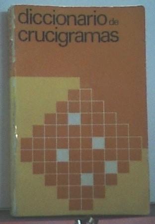 Diccionario de crucigramas