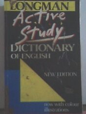 Active Study Dictionary Of English (Longman Dictionaries) (Spanish Edition)
