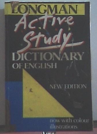 Active Study Dictionary Of English (Longman Dictionaries) (Spanish Edition)