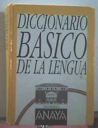 Diccionario Basico De La Lengua