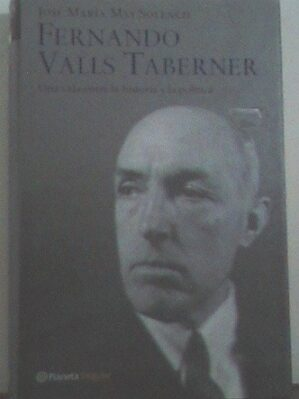 Fernando Valls Taberner