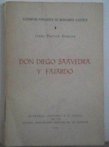 Don Diego Saavedra y Fajardo