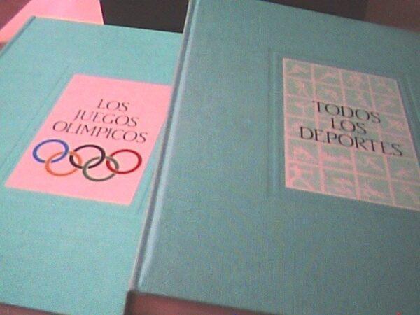 El Siglo Del Deporte (Obra completa en edición de lujo con cajetín)