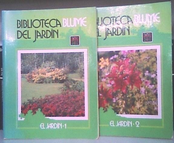 Biblioteca Blume del jardín (Obra completa - 2 tomos)