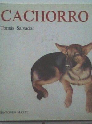 Cachorro (Spanish Edition)