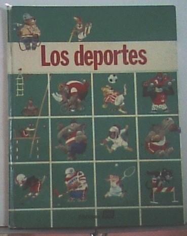 Los Deportes. Ilustrado por Anthony Lupatelli.
