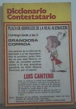 Diccionario contestatario