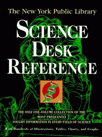 Nypl Science Desk Reference