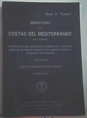 Derrotero De Las Costas del Mediterráneo