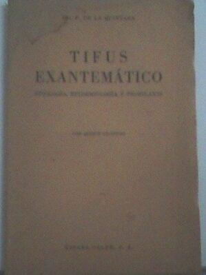 Tifus exantemático