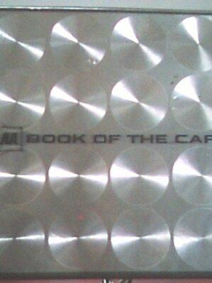 AA Book of the car - Primera edición 1970