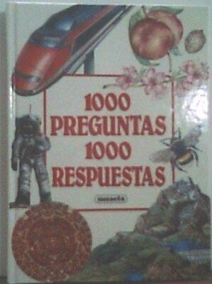 1000 Preguntas 1000 Respuestas