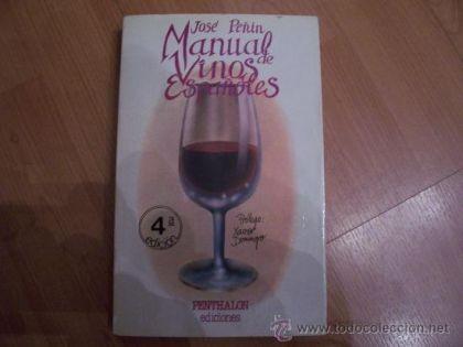 Manual De Vinos Españoles