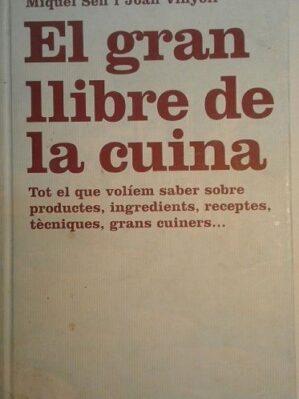 El Gran Llibre De La Cuina