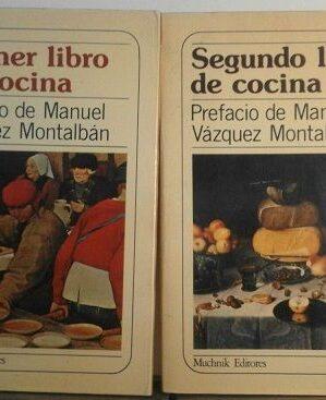 Primer Y Segundo Libro De Cocina