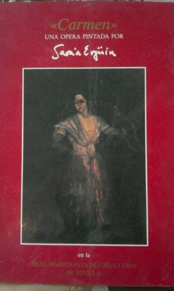 Carmen: Una Opera Pintada Por Garcia Erguin