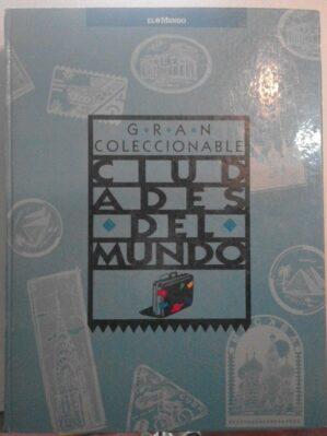 """Gran coleccionable """"Ciudades del Mundo"""" (Colección completa y encuadernada. +800 páginas)"""