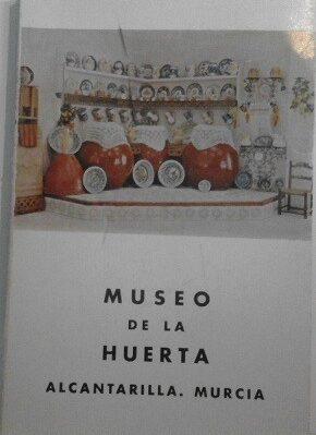 Museo etnológico de la huerta. Alcantarilla, Murcia