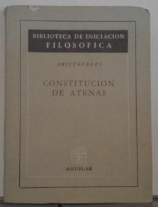 Constitución de Atenas