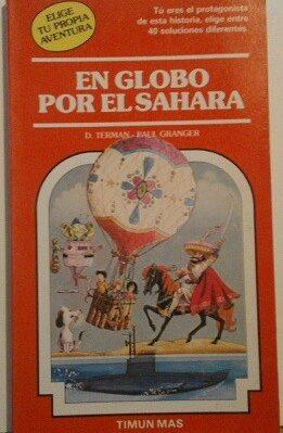 En Globo Por El Sáhara