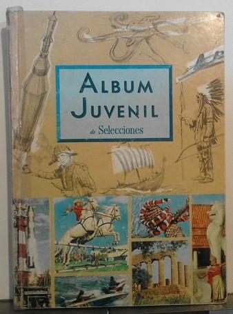 Álbum juvenil de Selecciones (1962)