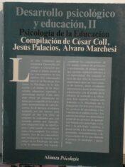 Desarrollo Psicológico Y Educación, Tomo II