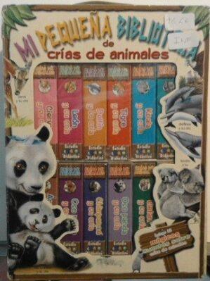 Crias De Animales (Cajita con 12 cuentos)
