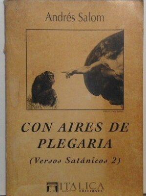 Con aires de plegaria (versos satánicos, 2)