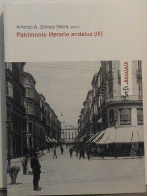 Patrimonio Literario Andaluz (III)