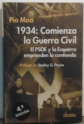 1934: Comienza La Guerra Civil