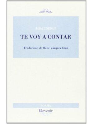Te Voy A Contar (Traducción De René Vázquez) (Nuevo Y Retractilado)