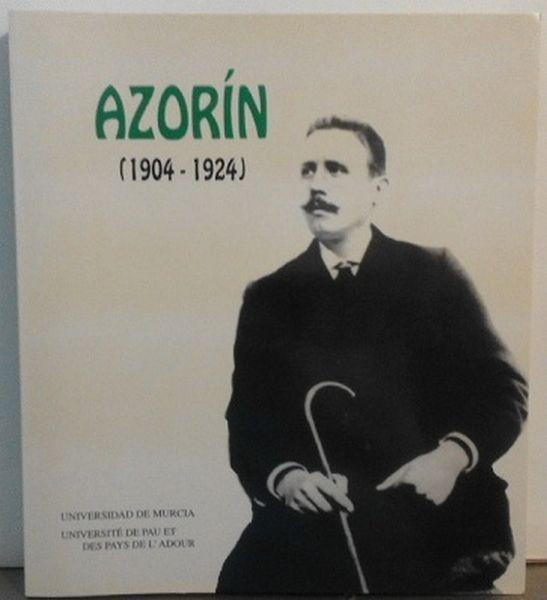 Azori?n, 1904-1924