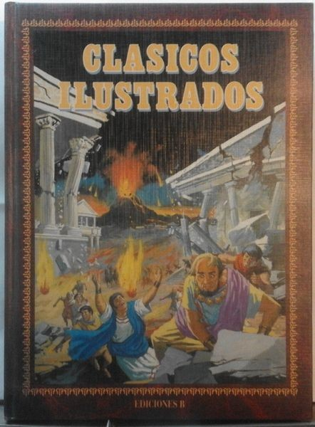 Clásicos ilustrados (7 versiones gráficas de novelas clásicas)