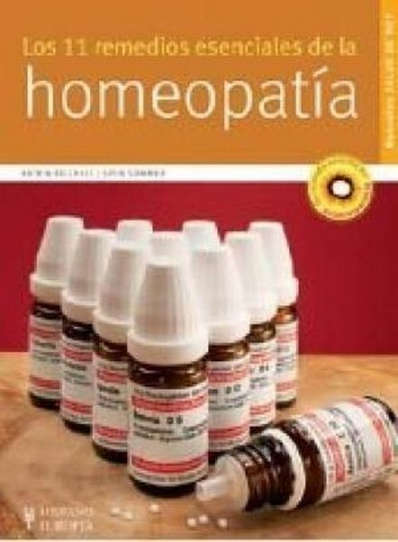 Los 11 Remedios Esenciales De La Homeopatía