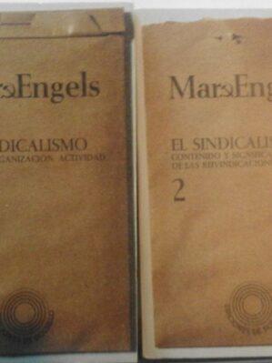 El Sindicalismo (obra completa en 2 vols.)
