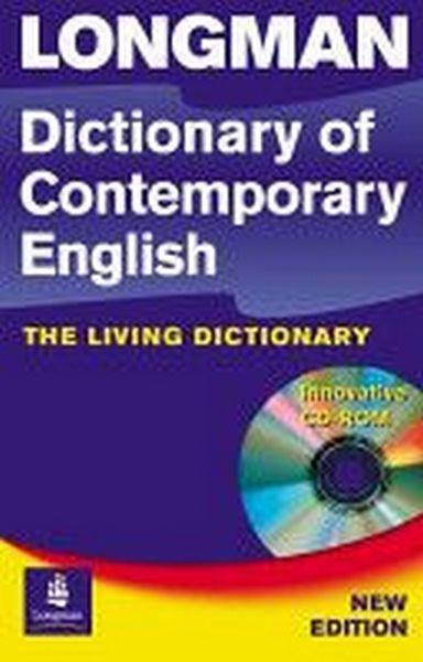 Longman Dictionary Of Contemporary English (incluye CD)