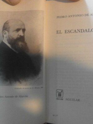 El escándalo (Aguilar 1972)