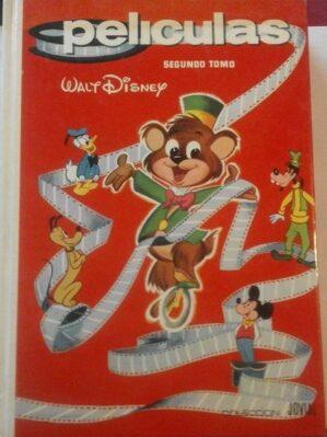 Disney. Películas, segundo tomo