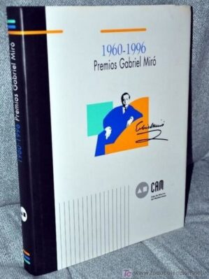 1960-1996, Premios Gabriel Miró