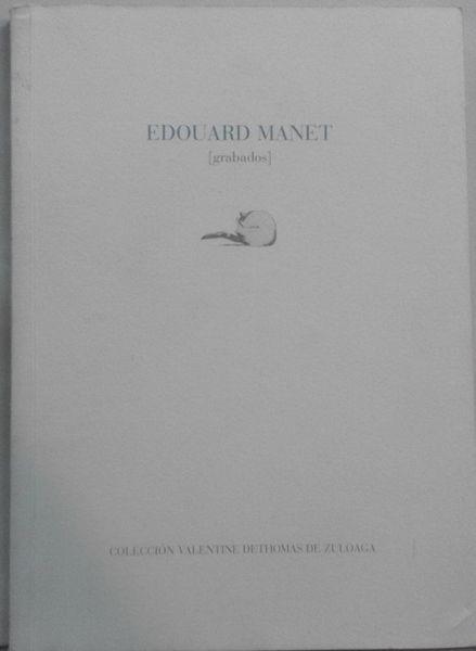 Edouard Manet: grabados